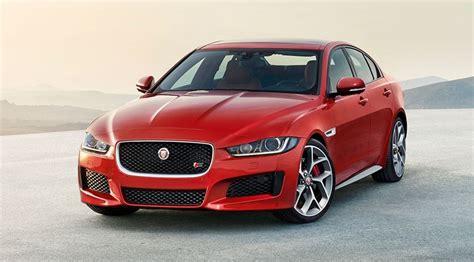 jaguar xe unveiled news pictures spec   baby jag
