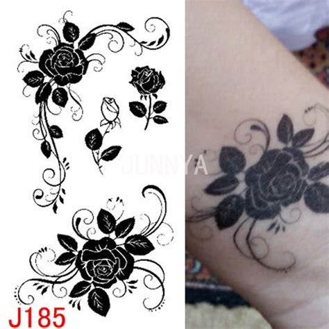 Small Rose Tattoo Reviews  Online Shopping Small Rose