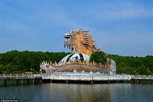 An abandoned water park in Vietnam - Alternative + Travel