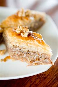 Baklava Recipe with Step By Step Instructions Delicious