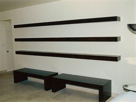 custom floating shelves by ezequiel rotstain design fabrication llc custommade com