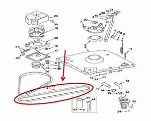 Whirlpool Part  211451 Pump Belt  Oem