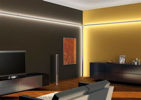 Indirekte Wandbeleuchtung Led by 21 Stilvolle Ideen F 252 R Indirekte Wandbeleuchtung