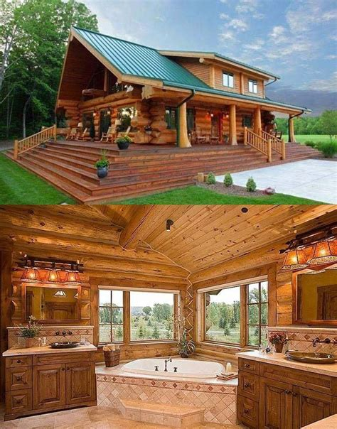 log home decorating a rustic and easy range of decor tips