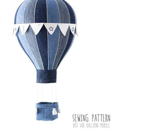 Kinderzimmer Deko Fahnen by Stoffanh 228 Nger Hei 223 Luftballon Mit Korb Und Fahnen Ein
