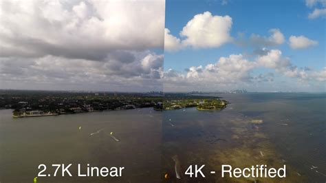 gopro linear mode wide angle youtube