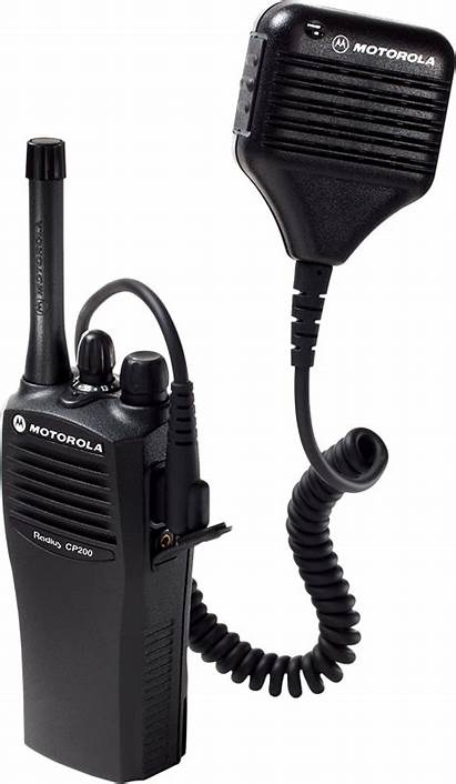 Motorola Radios Cp200 Way Monofon Vhf 5mm