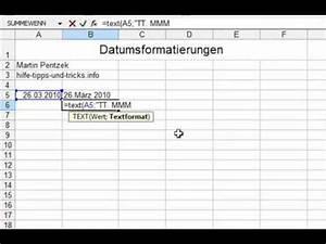 Rendite Immobilien Berechnen Formel : excel funktion datum doovi ~ Themetempest.com Abrechnung