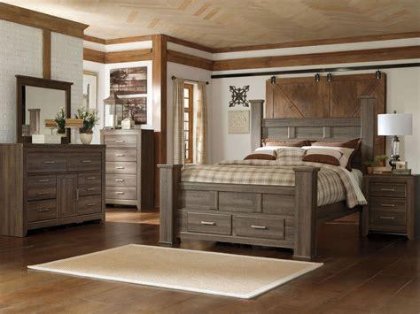 king poster bedroom sets furniture b251 juararo modern king poster 15751 | s l1000