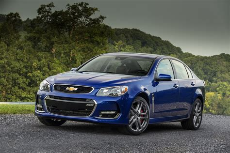 Chevrolet Car : Chevy's Ss Muscle Car Is Not Long For This World