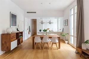 Soft, Minimalist, Apartment, In, Barcelona, 90, Sqm, U301b, Photos, Ideas, Design