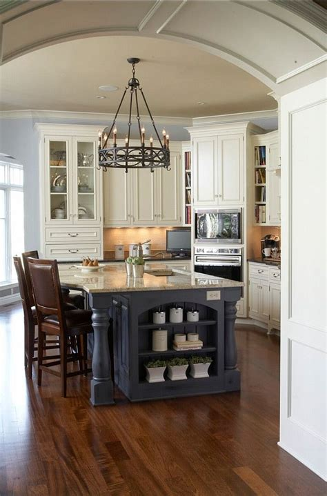 Kitchen Island Paint Color Benjamin Moore Brewster Gray