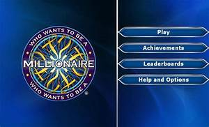 Who Wants To Be A Millionaire Review Windows Central