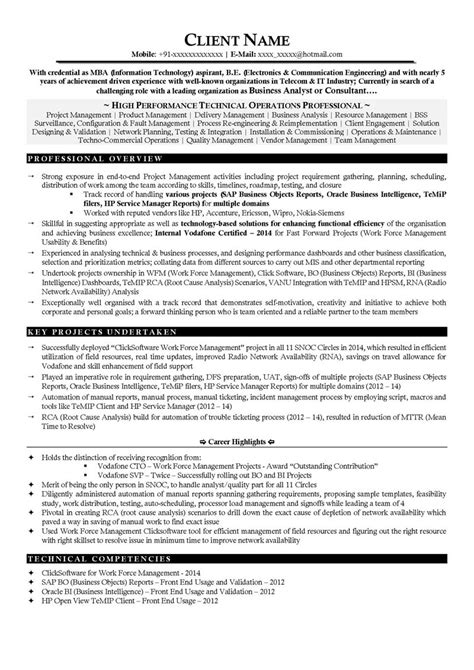 Telecom Billing Business Analyst Resume by Designation Archives Resume Builder Executive Resume Writing Cover Letter Linkedin