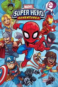 First Look U2018marvel Super Hero Adventuresu2019 Stars Spider
