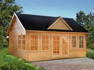 modular log cabin builders : Modern Modular Home