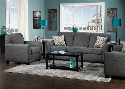 ashby upholstery collection leons  couch   shade  grey  room av ents