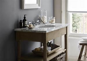 But Salle De Bain : 15 salles de bains grises pour trouver la v tre elle ~ Dallasstarsshop.com Idées de Décoration