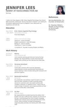Standard Resume Sle by Best Cv Formats Pakteacher 6 Pak Updates