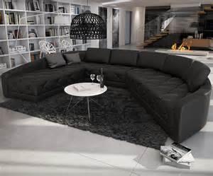 günstige jugendzimmer komplett wohnlandschaft menexia 380x290 schwarz kissen otr roomido