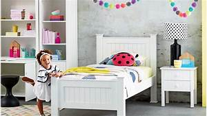 kids bed design kid beds for girl ladybug white frame With unique bunk beds to for your happier kids