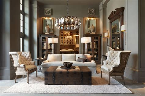 restoration hardware holdings  stock popped today