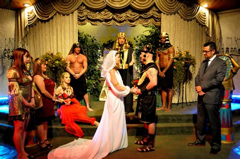 Themed Weddingsviva Las Vegas Weddings Blog
