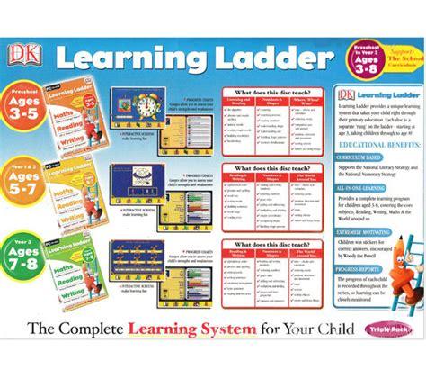 dk learning ladder pack preschool to year 3 deals 833   l 00695599 001