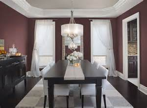 Benjamin Moore Red Dining Room Colors