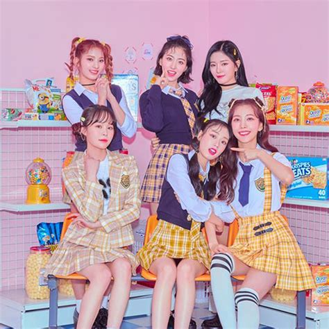 FANATICS Profile: 6 Member Girl Group That Is The New Girl ...