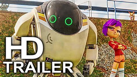 Next Gen Trailer New (2018) Netflix Animated Movie Hd