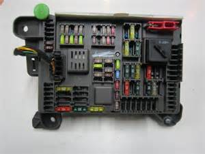 Fuse Box Bmw X6 2008 Diag