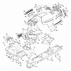 Husqvarna Riding Lawn Mower Parts Manual