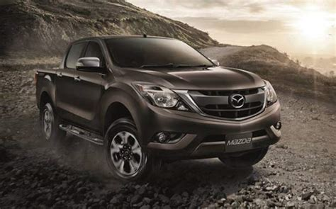 2018 Mazda Bt50 Is Coming With A Delay  2018, 2019 And