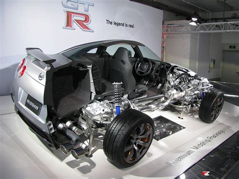 v8 engine exploded view search engineering nissan gtr 35 nissan gtr 35