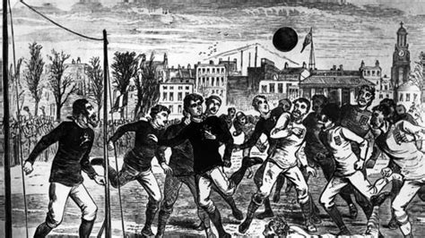 The first FA Cup final: A shilling to get in, no nets and ...
