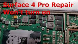 How To Repair Microsoft Surface 4 Pro If It Doesn U0026 39 T Turn