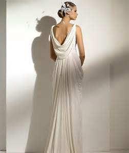 grecian wedding dress modern day style wedding dress ancient clothing grecian gown