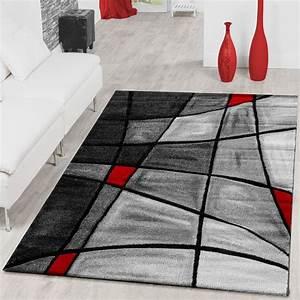 wohnzimmer teppiche best moderne teppiche fur wohnzimmer With balkon teppich mit tapete rot grau