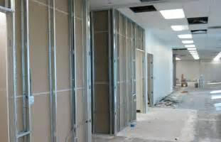 Drywall Metal Stud Framing