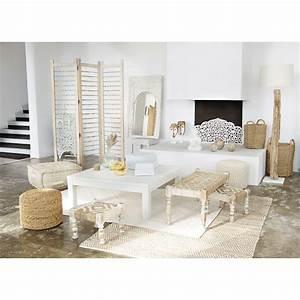 Maison Du Monde Saintes : tapis en coton et jute 140x200 c h e z a l i c e ~ Melissatoandfro.com Idées de Décoration