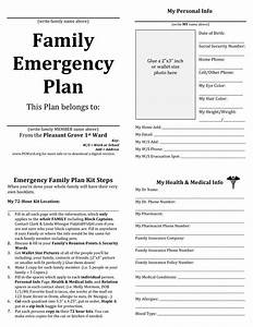 emergency preparedness plan template for daycare With daycare emergency preparedness plan template