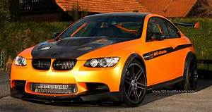 Modified BMW M3 (4th generation) E92 2-Door Coupe V8 GTS