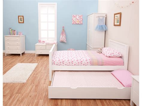 Kid Bed by Buy Stompa Classic White 3ft Single Bed Bedstar