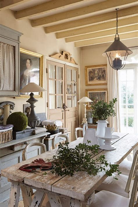french country farmhouse a refined french country room dream home pinterest