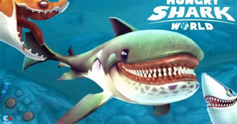 download and use hungry shark world for pc laptop windows