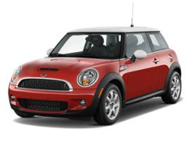 mini cooper  curb weight  years  trims