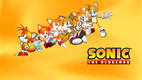 Tails The Fox *time* Wallpaper By Xxninja-pikachaoxx On