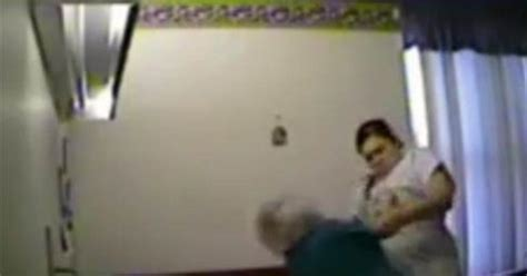 See It Shocking Hidden Camera Footage Shows Nurses