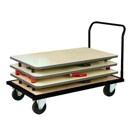 chariots pour tables pliantes fabricant fran 231 ais depuis 1967